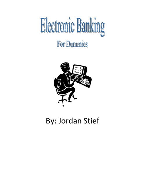 Electonic Banking