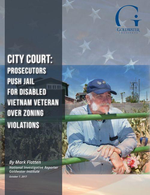 City Court Follow up: Robert Stapleton
