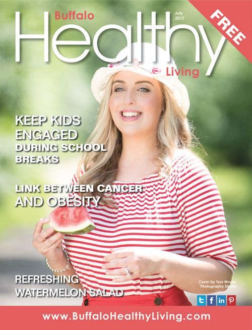 Buffalo Healthy Living July 2017