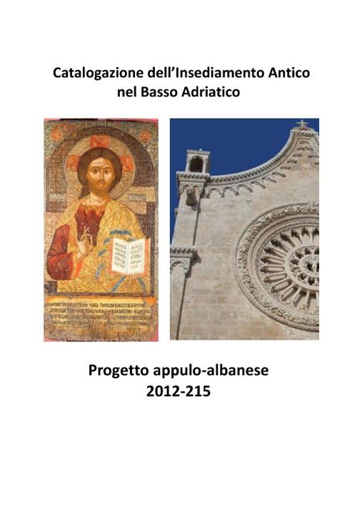 Basso Adriatico - Insediamento Antico