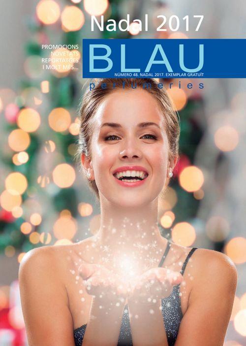 Revista Blau Perfumeries Navidad 2017