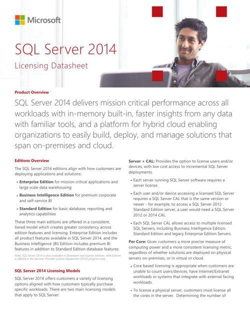 SQL_Server_2014_Licensing_Datasheet