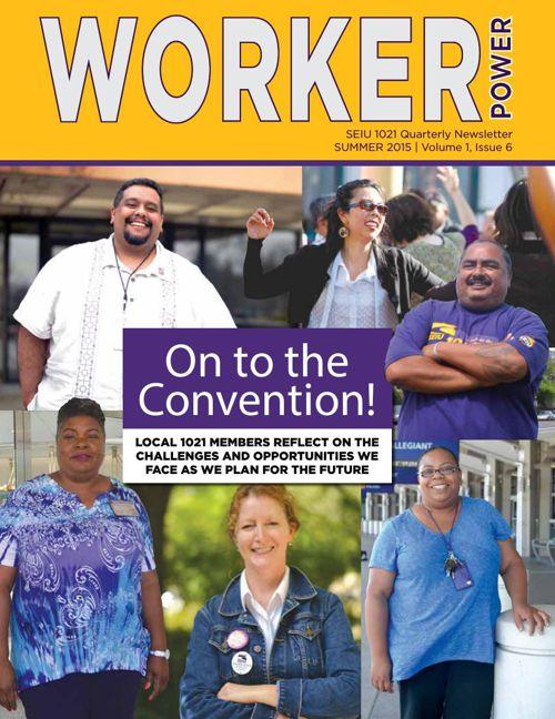 Worker Power - Summer 2015