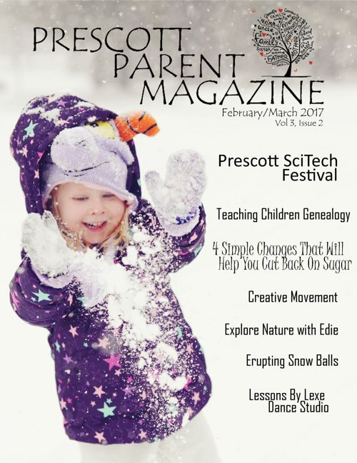 Prescott Parent Magazine February_March2017