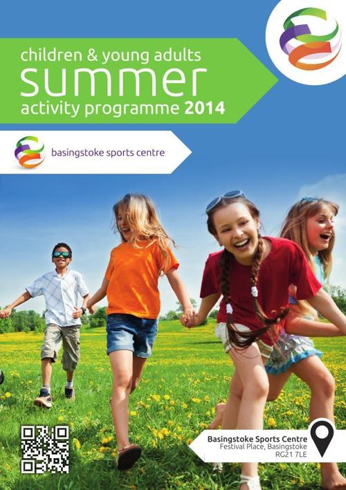 Childrens Summer Activities 2014