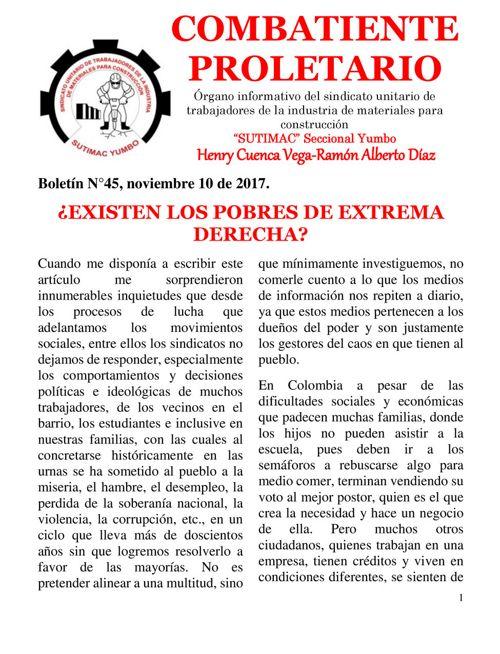 Boletin (45) 2017