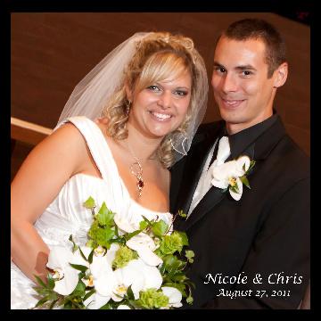 Nicole & Chris (8-27-2011)