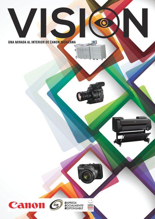Newsletter Vision de Canon Mexicana