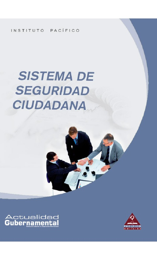 Sistema de seguridad Ciudadana