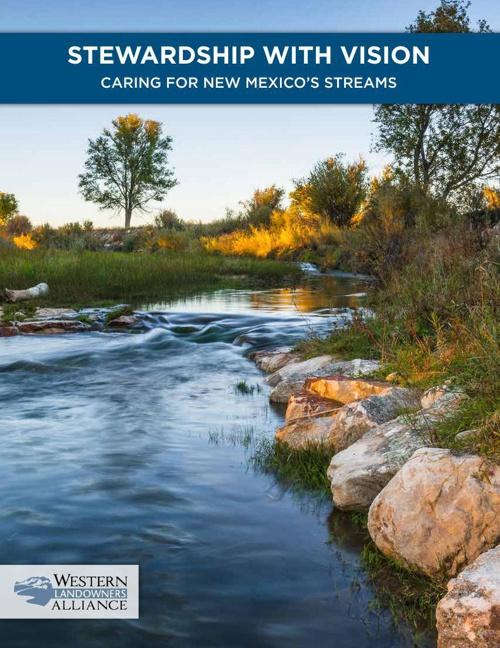 Western Landowners Alliance - Stream Stewardship