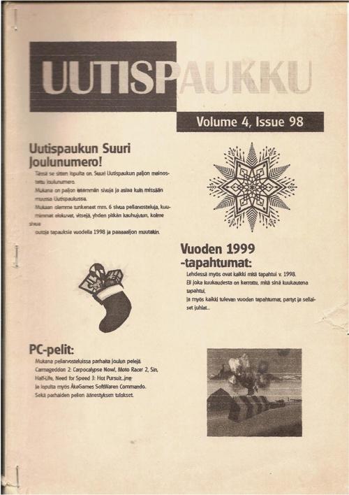 Uutispaukku 5/1998