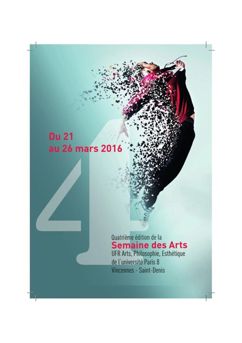 Semaine des Arts 2016