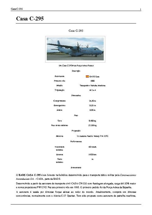 C - 295 M