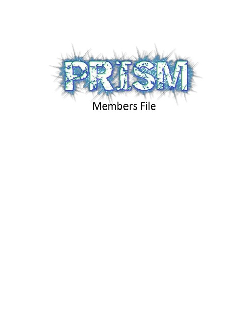 PRISM Team