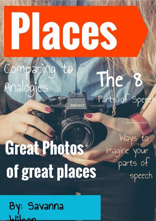 Parts of speech places