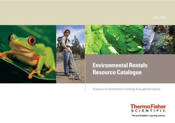 Environmental Rentals Resource Catalogue