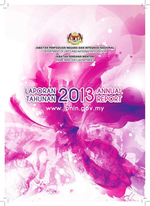 Annual Report 2013 JPNIN