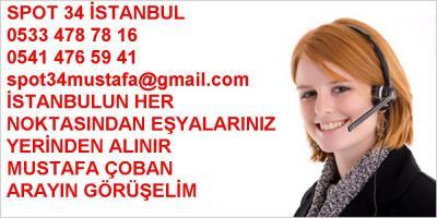 sultanbeyli fatih 2.el esya alanlar(0533 478 78 16)