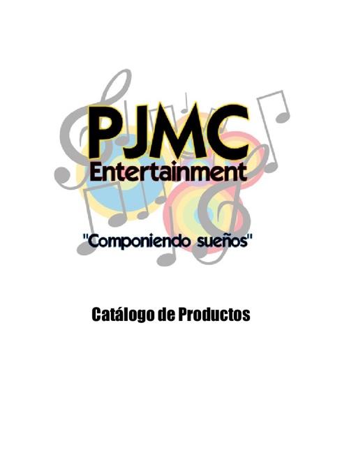 2013 4B PJMC Entertainment 19 Catálogo de Productos :3