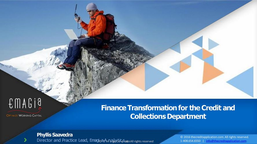finance-transformation-for-the-credit-and-collections-department