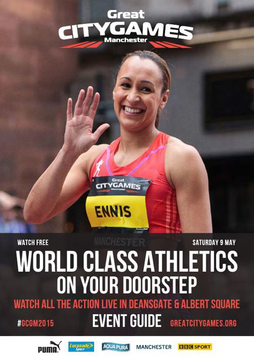 Great CityGames Manchester 2015 Event Guide