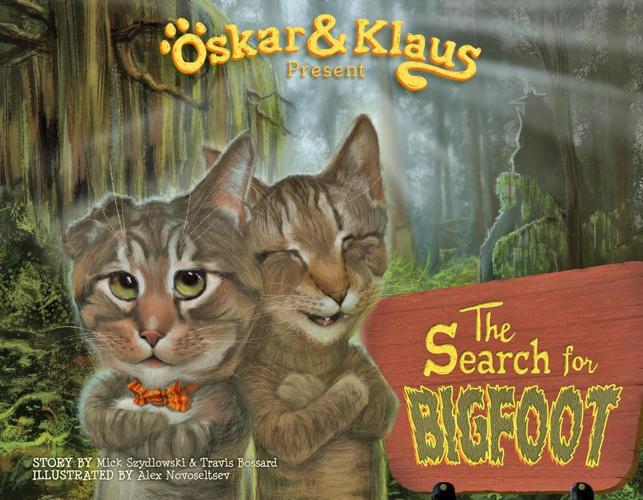 Oskar & Klaus Present The Search for Bigfoot