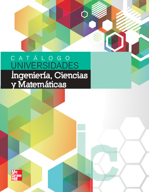 Catálogo Ingenierías, Ciencias y Matemáticas - MGH Universidades