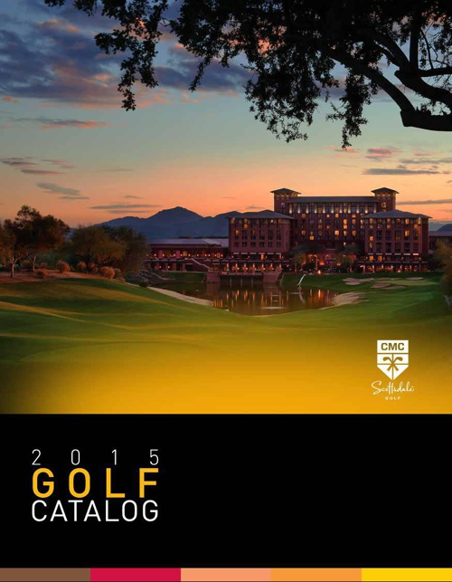 2015 CMC Scottsdale_GOLF catalog