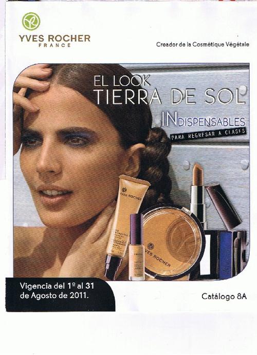 CATALOGO www.cosmeticosrocher.com  AGO 11 PARTE 1