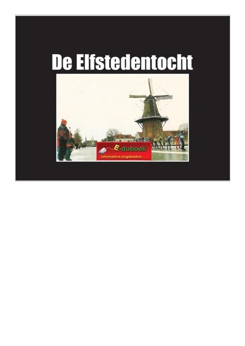 De Friese Elfstedentocht