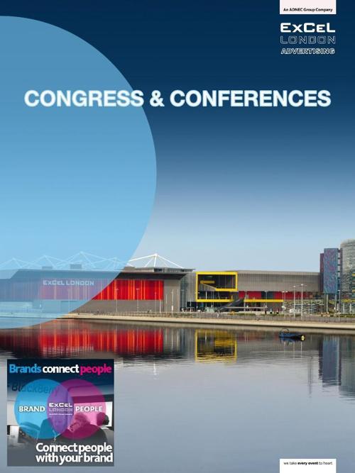 Advertising & Branding Congress & Conference Intro Brochure