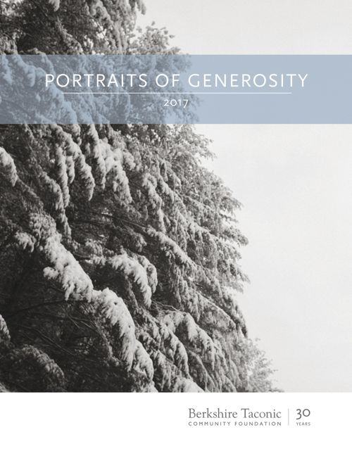 Portraits of Generosity 2017
