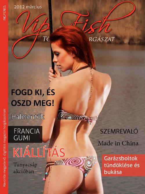 VipFish Magazin 2012 Március - bemutató