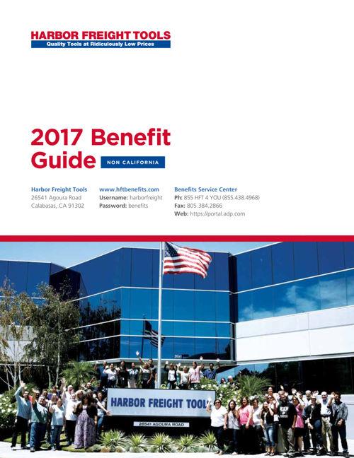 2017 HFT Benefit Guide nonCA FINAL