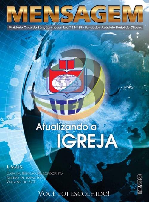 Revista Mensagem nov/2012