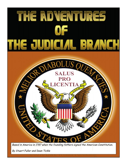 Judicial Branch Comic Book