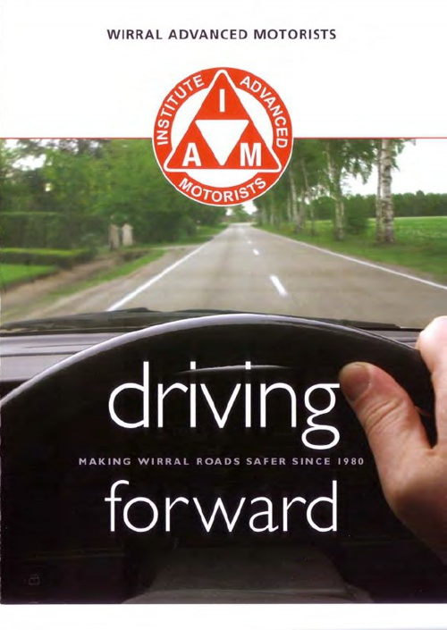 April Driving Forward