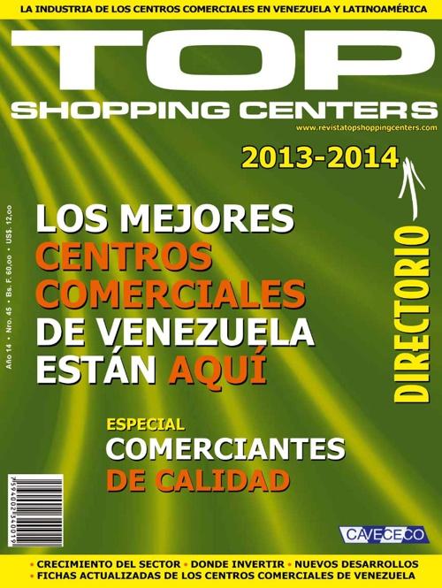 DIRECTORIO TOP SHOPPING 2013-2014
