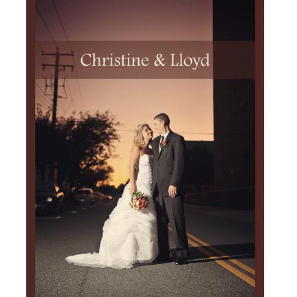 Christina & Lloyd