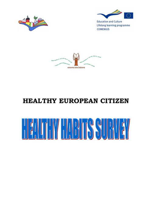 Healthy Habits Survey