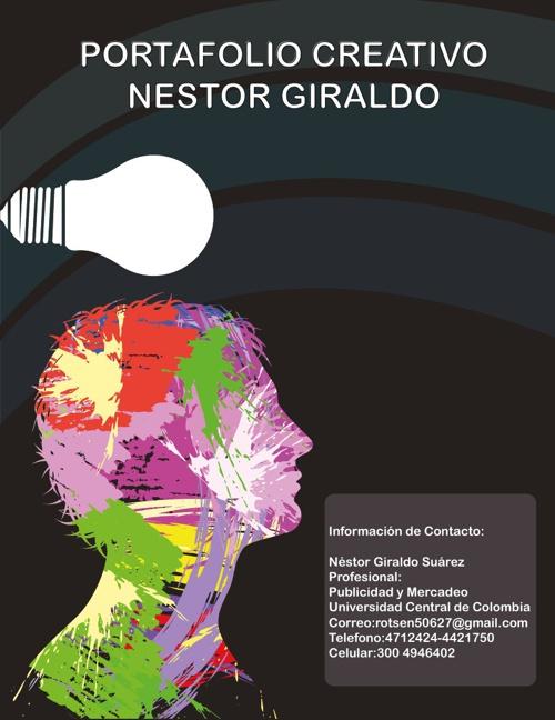BOOK CREATIVO NÈSTOR GIRALDO SUAREZ