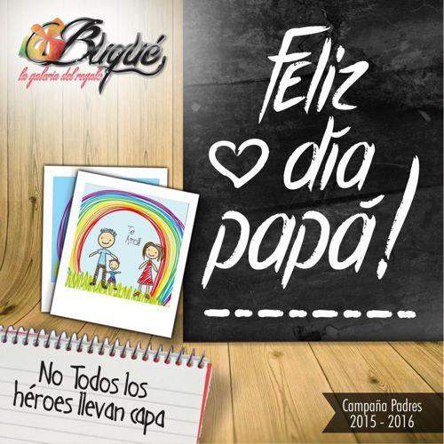 Feliz día Papa