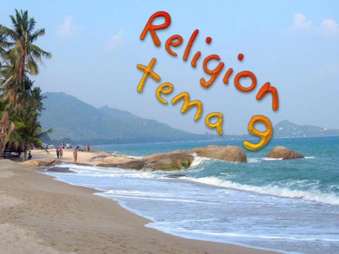 Religion tema 9