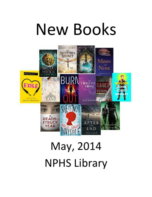 New Books May 2014