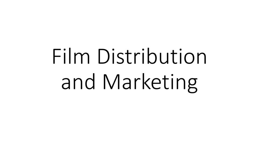Film Distribution and Marketing