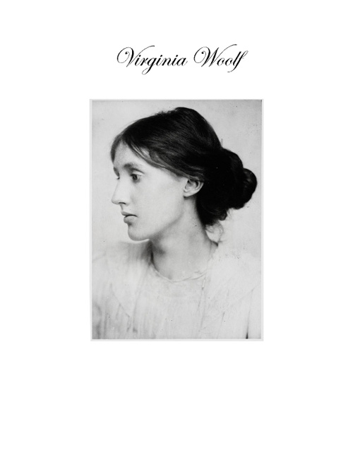 Multi-genre Project Example - Virginia Woolf