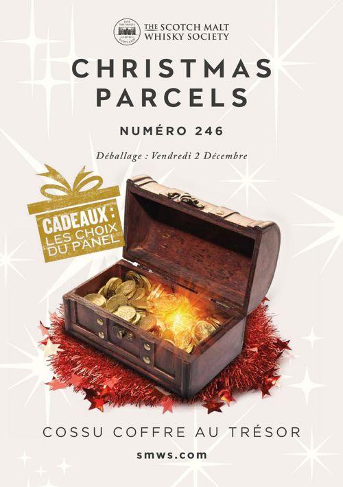 SMWS Outturn Décembre 16 Cadeaux de Noël - Français