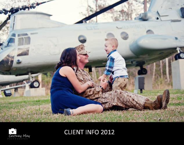 Client Info Book 2012