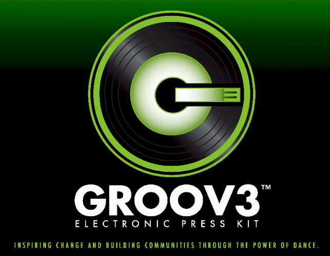 Groov3 Electronic Press Kit