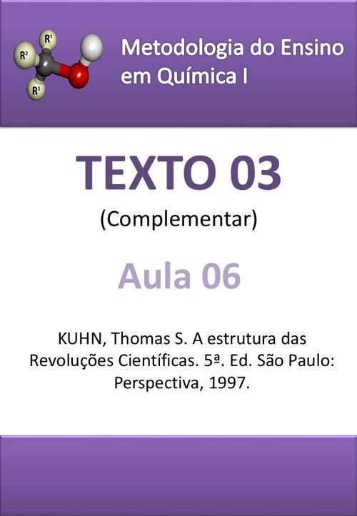 2015-MEQ1-AULA 06- TEXTO 03 COMPLEMENTAR